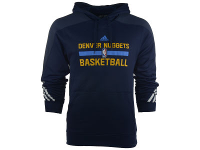 Denver Nuggets adidas NBA Men's Practice Hoodie