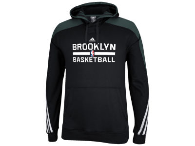 Brooklyn Nets adidas NBA Men's Practice Hoodie