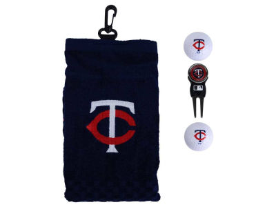 Minnesota Twins Golf Towel Gift Set