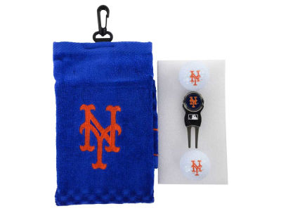 New York Mets Golf Towel Gift Set