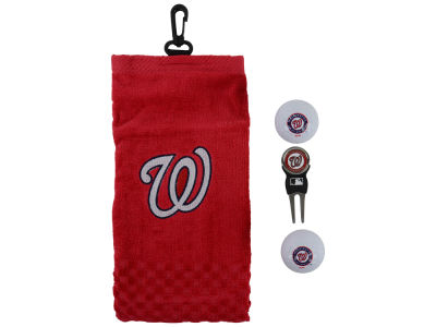 Washington Nationals Golf Towel Gift Set