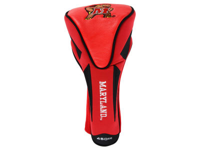 Maryland Terrapins Single Apex Jumbo Headcover