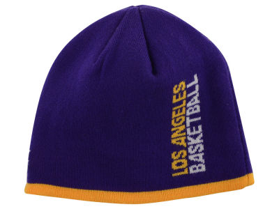 Los Angeles Lakers adidas NBA Youth CH Knit