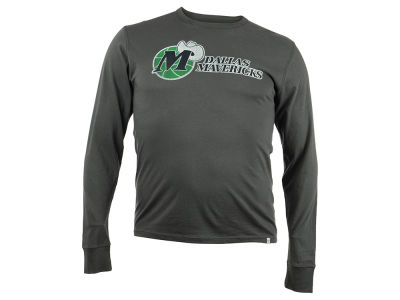 Dallas Mavericks NBA Men's Flanker Long Sleeve T-Shirt