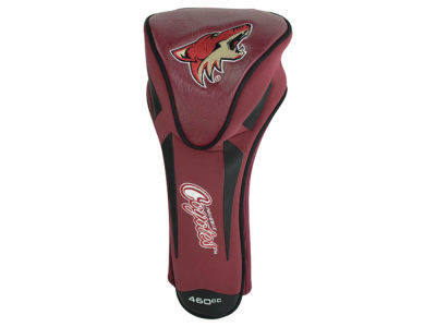 Phoenix Coyotes Single Apex Jumbo Headcover