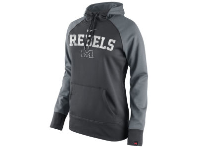 Ole Miss Rebels Nike NCAA Women's Platinum All Time Hoodie