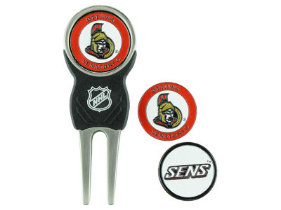 Ottawa Senators Divot Tool and Markers