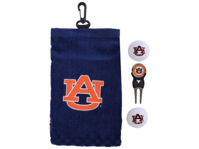 Auburn Tigers Golf Towel Gift Set