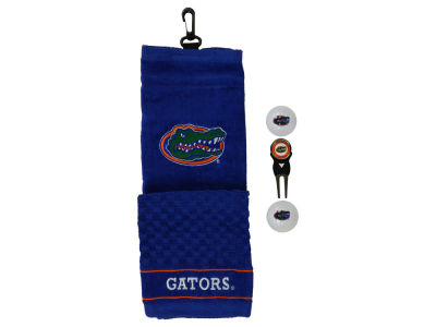 Florida Gators Golf Towel Gift Set