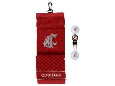 Washington State Cougars Golf Towel Gift Set
