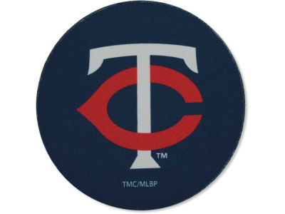 Minnesota Twins 4-pack Neoprene Coaster Set