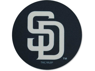 San Diego Padres 4-pack Neoprene Coaster Set
