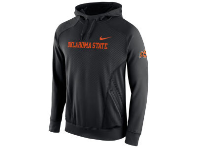 Oklahoma State Cowboys Nike NCAA Men's Basketball Performance Graphic Hero Hoodie