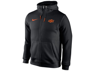 Oklahoma State Cowboys Nike NCAA Men's Club Rewind Full Zip Hoodie