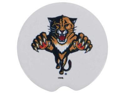 Florida Panthers 2 Pack Car Coasters
