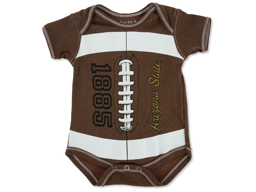 Arizona State Sun Devils NCAA Infant MVP Football Creeper  b38be5825