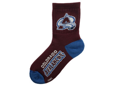 Colorado Avalanche Ankle TC 501 Med Sock