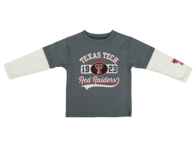 Texas Tech Red Raiders NCAA Toddler Layer T-Shirt