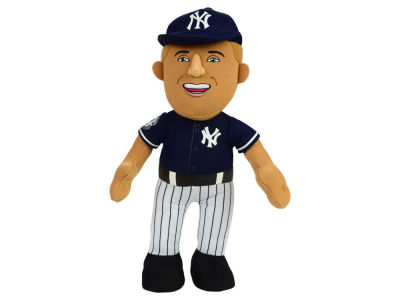 New York Yankees Derek Jeter 10inch Player Plush Doll