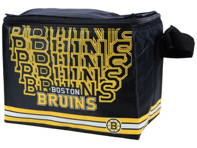 Boston Bruins 6-pack Lunch Cooler Big Logo