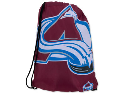 Colorado Avalanche Big Logo Drawstring Backpack