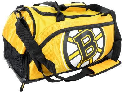 Boston Bruins LR Collection Duffle Bag