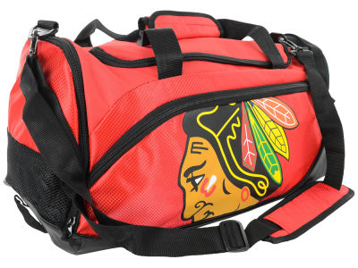 Chicago Blackhawks LR Collection Duffle Bag