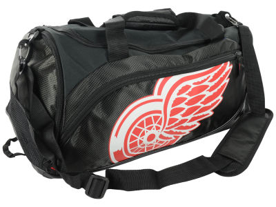 Detroit Red Wings LR Collection Duffle Bag