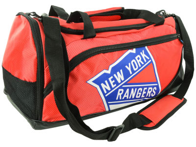 New York Rangers LR Collection Duffle Bag