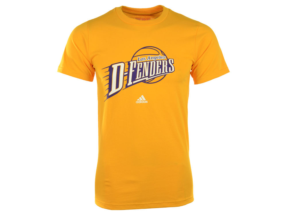 Lids ca Angeles Nba T League Los Logo Shirt D Fenders Primary Adidas PUHqvd