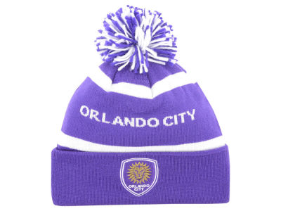 Orlando City SC adidas MLS Crossbar Knit