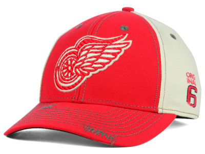 Detroit Red Wings Reebok NHL 2014 Original 6 Flex Cap