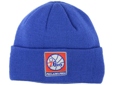 Philadelphia 76ers adidas NBA 2014 Team Cuff Knit