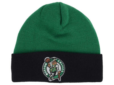 Boston Celtics adidas NBA 2014 Team Cuff Knit