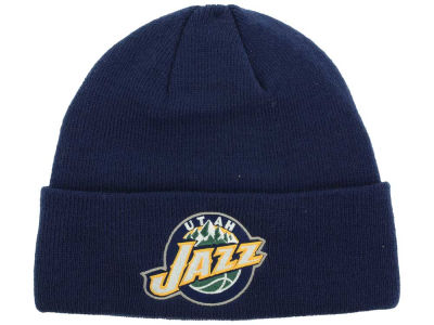 Utah Jazz adidas NBA 2014 Team Cuff Knit