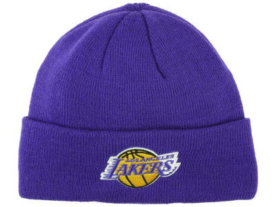 Los Angeles Lakers adidas NBA 2014 Team Cuff Knit