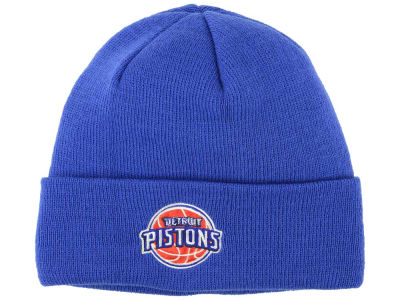 Detroit Pistons adidas NBA 2014 Team Cuff Knit