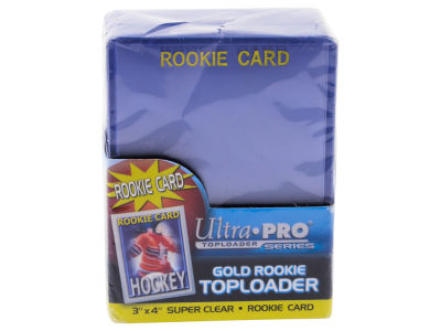 "3""x4"" Rookie Card Top Loader"