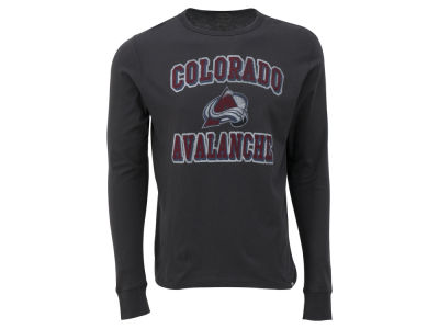 Colorado Avalanche NHL Men's Flanker Long Sleeve T-Shirt
