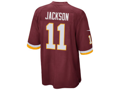 Washington Redskins DeSean Jackson Nike NFL Men's Game Jersey
