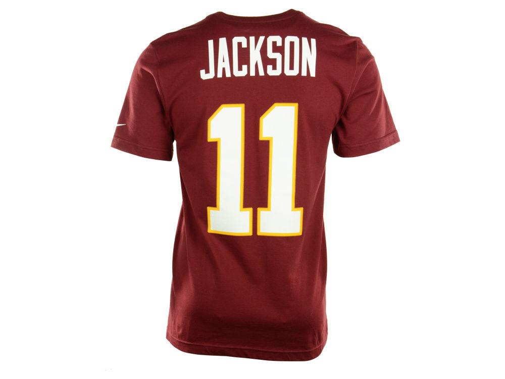 c08fdd58cc ... Washington Redskins DeSean Jackson Nike NFL Mens Pride Name and Number T-  Shirt ...