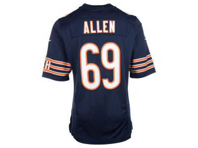 Chicago Bears Jared Allen Nike NFL Men's Game Jersey