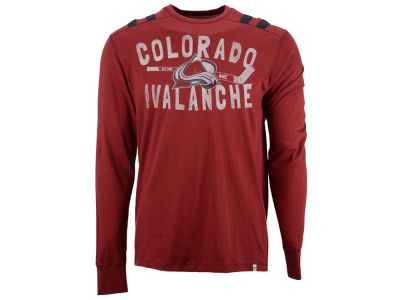 Colorado Avalanche '47 NHL Men's Bruiser Long Sleeve T-Shirt