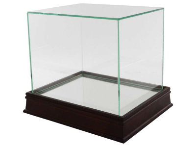 Ultra Pro Glass Mini Helmet Display Case