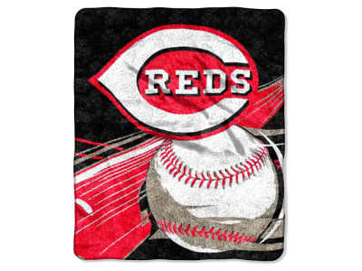Cincinnati Reds 50x60in Sherpa Throw