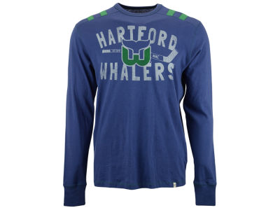 Hartford Whalers '47 NHL Men's Bruiser Long Sleeve T-Shirt