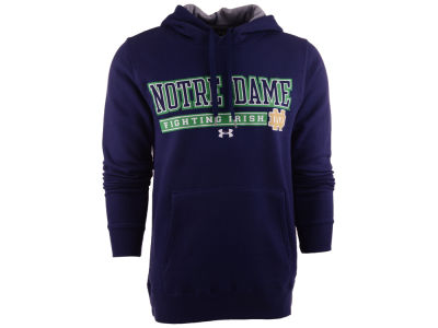 Notre Dame Fighting Irish Under Armour NCAA Armour Fleece Hoodie