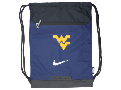 West Virginia Mountaineers Nike Training Gym Sack