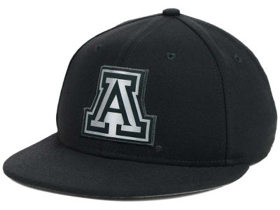 Arizona Wildcats Nike NCAA True Platinum Swooshflex Hat