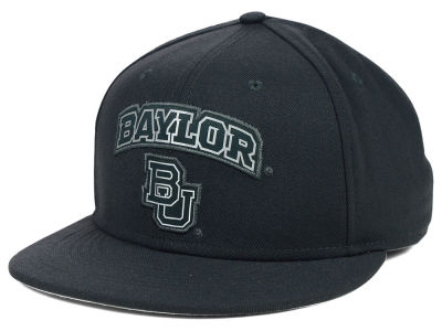 Baylor Bears Nike NCAA True Platinum Swooshflex Hat